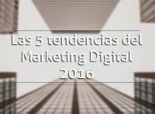 Marketing Digital-Tendencias-2016
