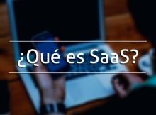 Que es SaaS