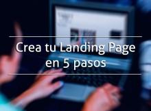 Los 5 Pasos para tu Landing Page