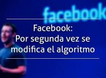 Actualizacion de algoritmo en Facebook