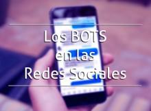 Los Bots en redes sociales
