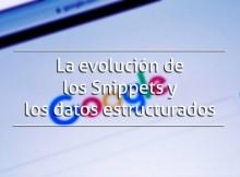 Evolución de Snippets a Rich Cards