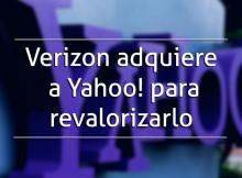 Verizon compra a Yahoo!