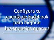 Configuración de Facebook Ads