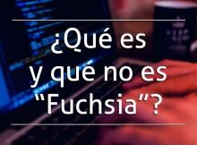 Que es Fuchsia OS