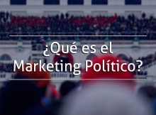 ¿Qué es el Marketing Político?